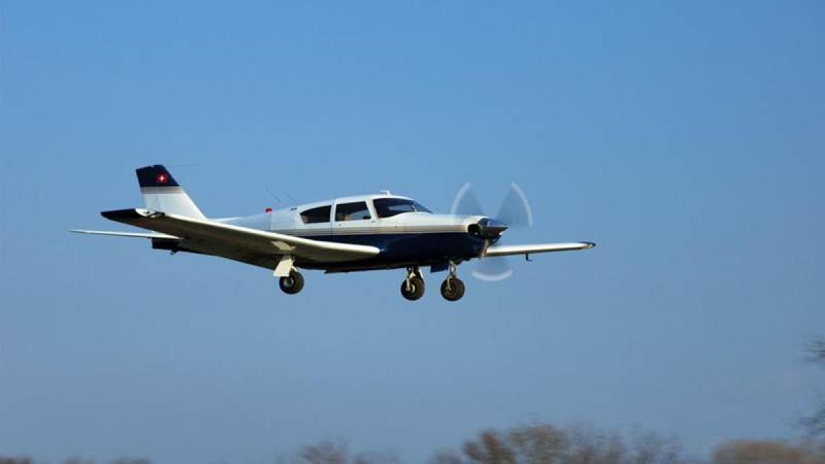 4 killed after small plane crashes near Dubai airport