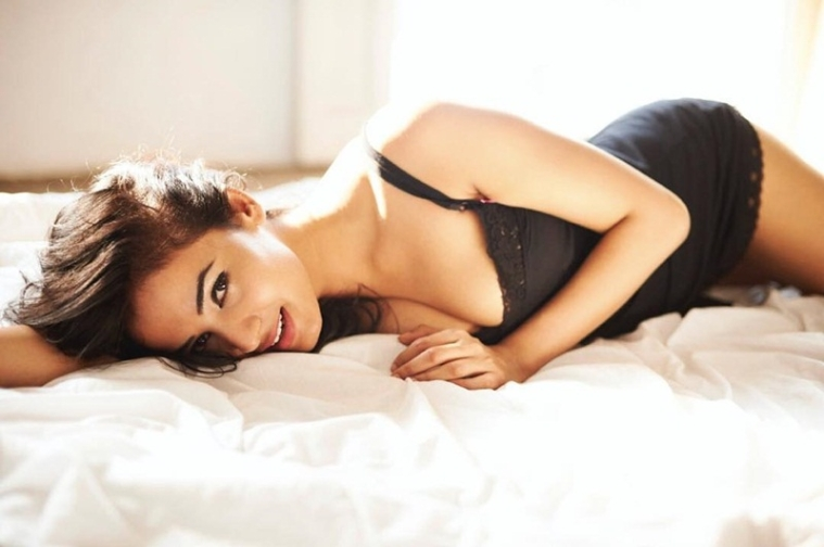 Sleeping Beauty: Sonal Chauhan's no makeup – no filter look
