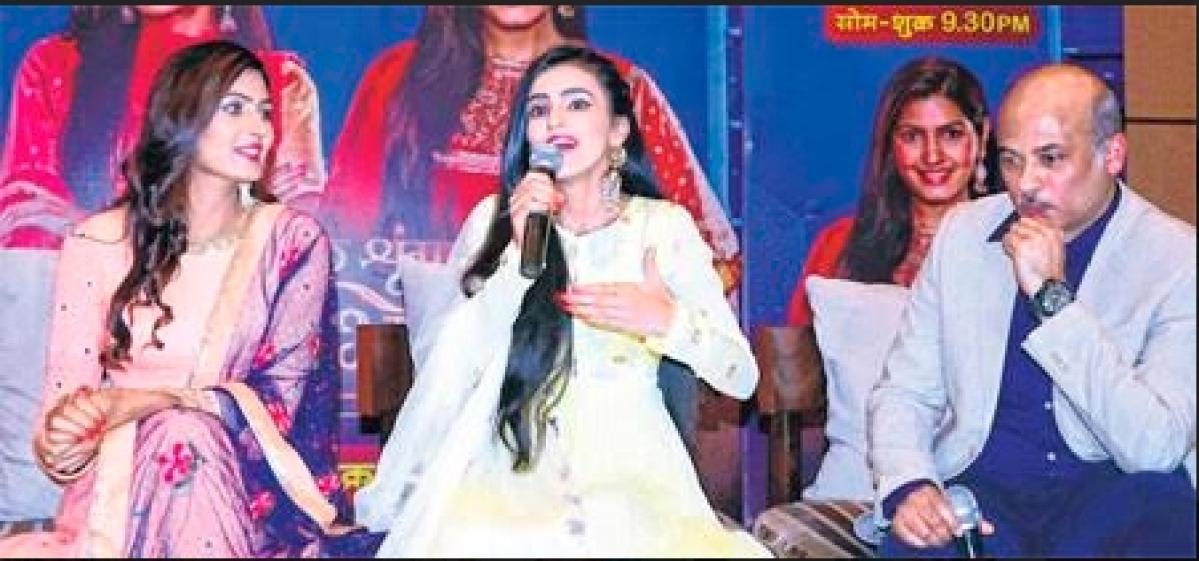 Bhopal: Sooraj Barjatya visits city to promote 'Ek Sringar Swabhiman'