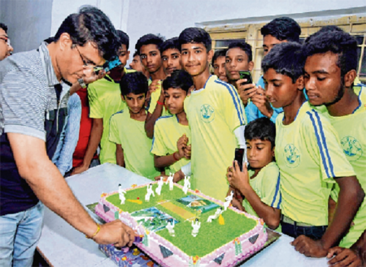 Sourav Ganguly flooded with wishes on his 45th birthday