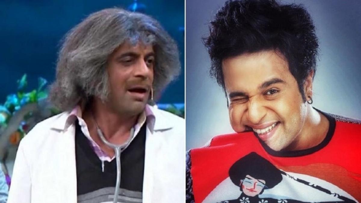 Sunil Grover may join Krushna Abhishek's comedy show 'Drama Company'