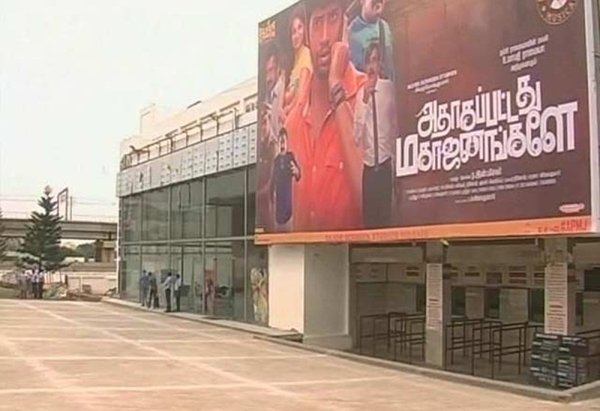 GST: Theatre strike continues in Tamil Nadu on 2nd day