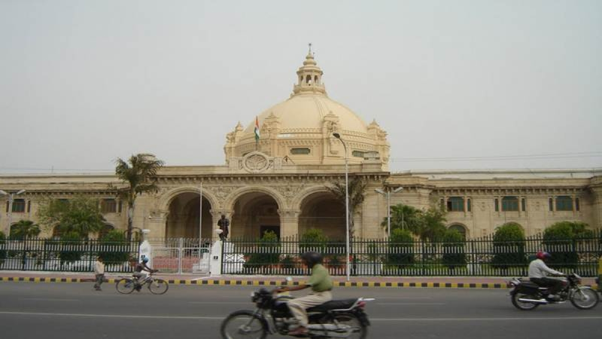 Explosive found in UP Assembly: Security beefed up, no entry without pass