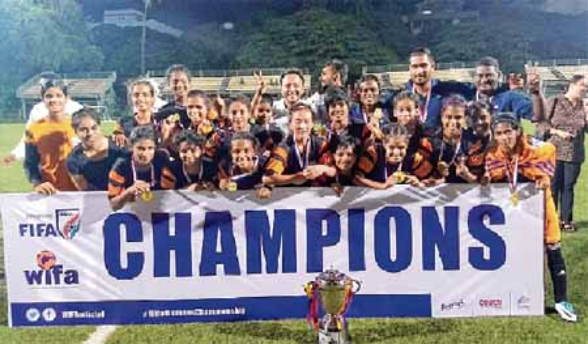 FC Pune City emerge champs