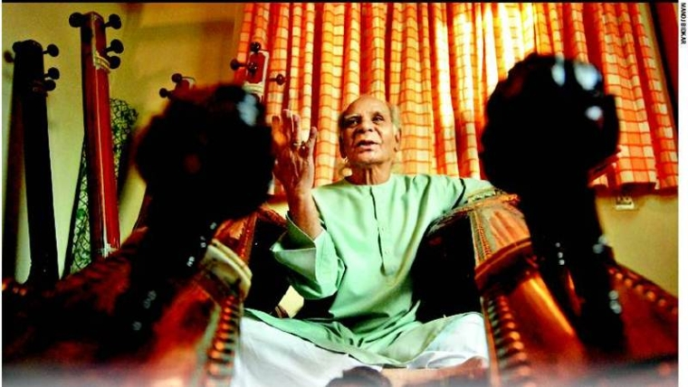 Noted Dhrupad singer Ustad Sayeeduddin Dagar died at 86