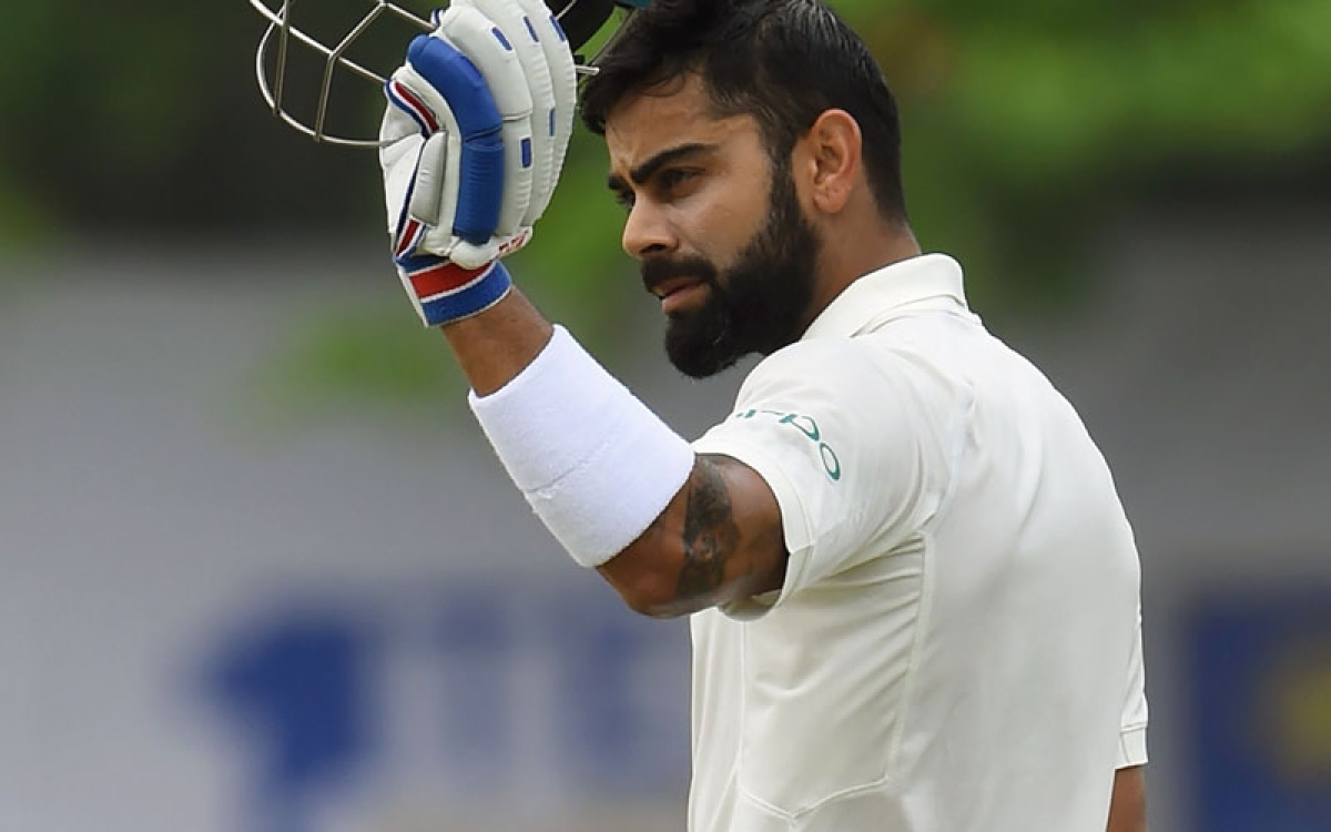 Virat Kohli only cricketer to average over 50 across all three formats