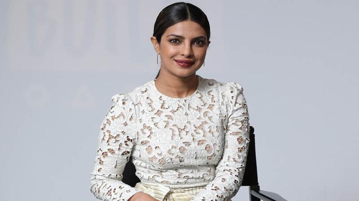 Priyanka Chopra calls for gender equality in films
