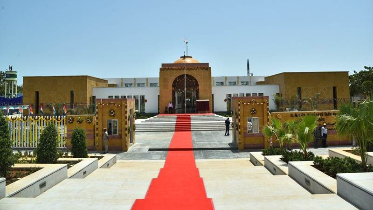 PM Modi inaugurates Dr. A. P. J. Abdul Kalam Memorial in Tamil Nadu