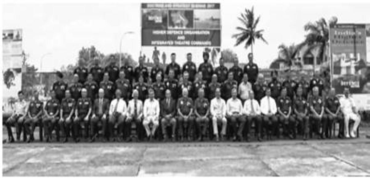 Ujjain: Seminar on integrated theatre command held
