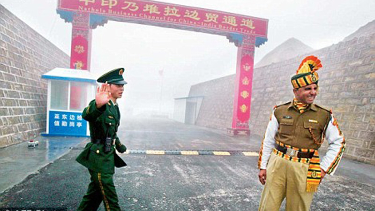 Now, China's travel advisory for India