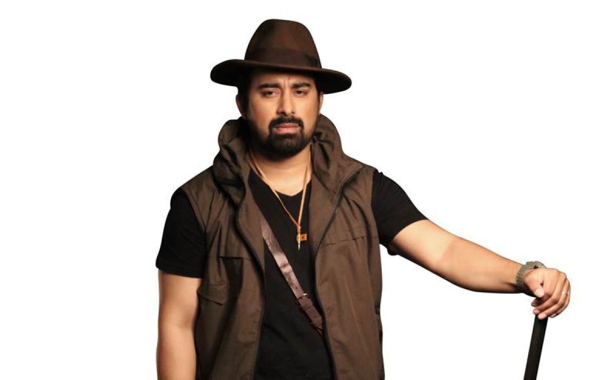 Actor, presenter Rannvijay Singha expresses views on Poker