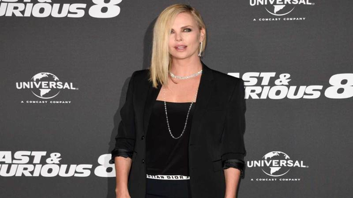Hollywood is caveman-like, feels Charlize Theron