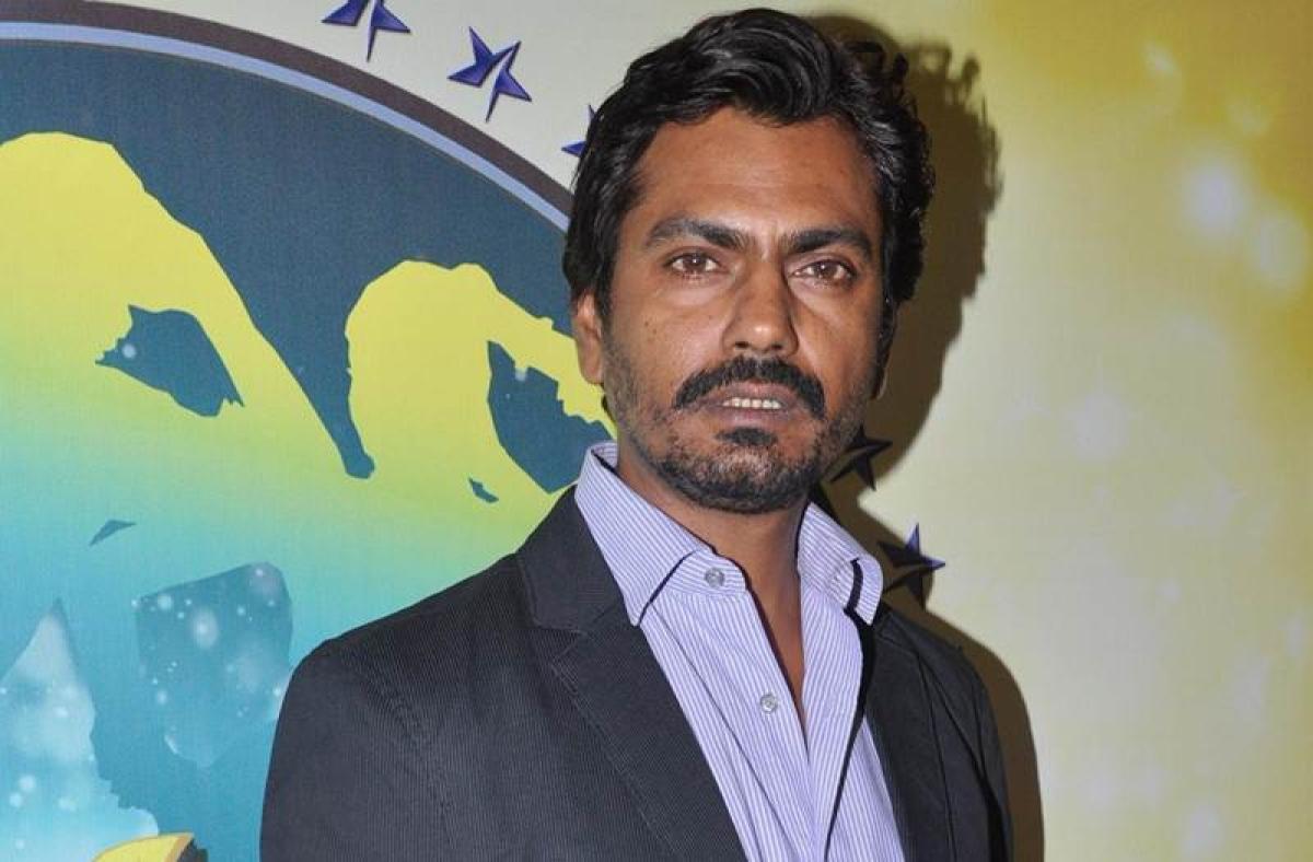 Nawazuddin Siddiqui goes the Bond way