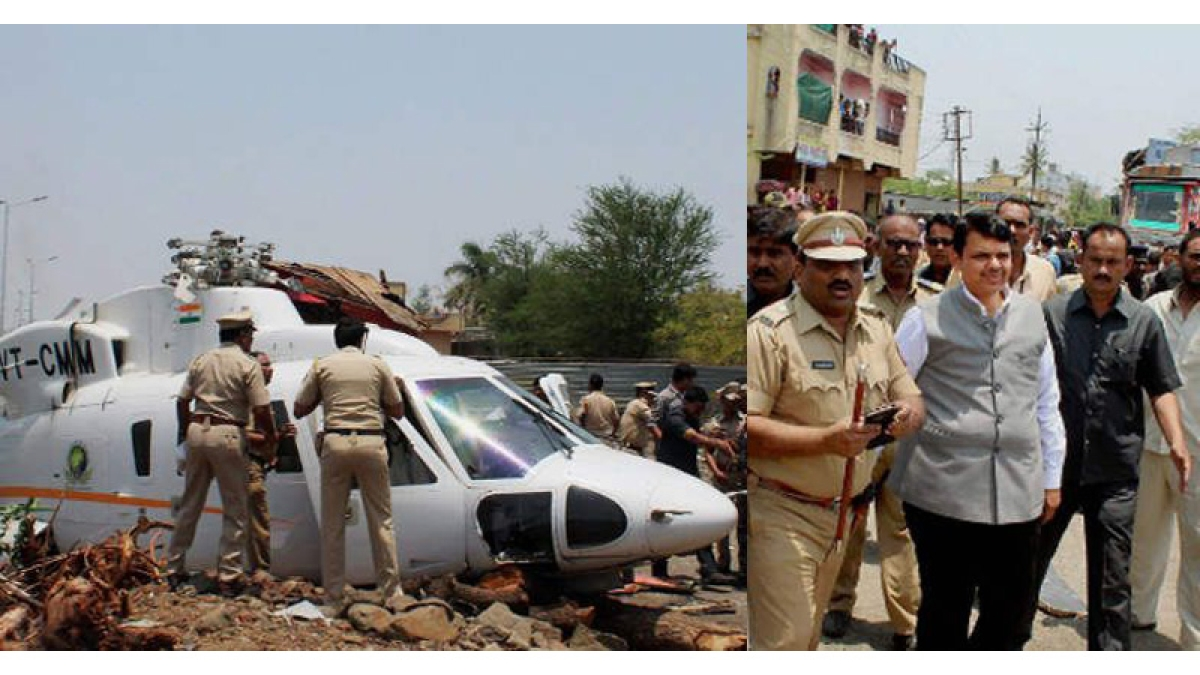 State govt stops CM's travel by helicopter till the probe is over
