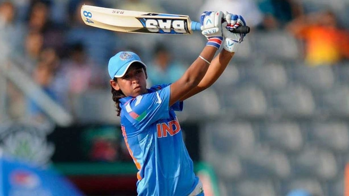 Women's World T20 2018: Harmanpreet Kaur's record-setting century helps India thrash New Zealand in World T20 opener