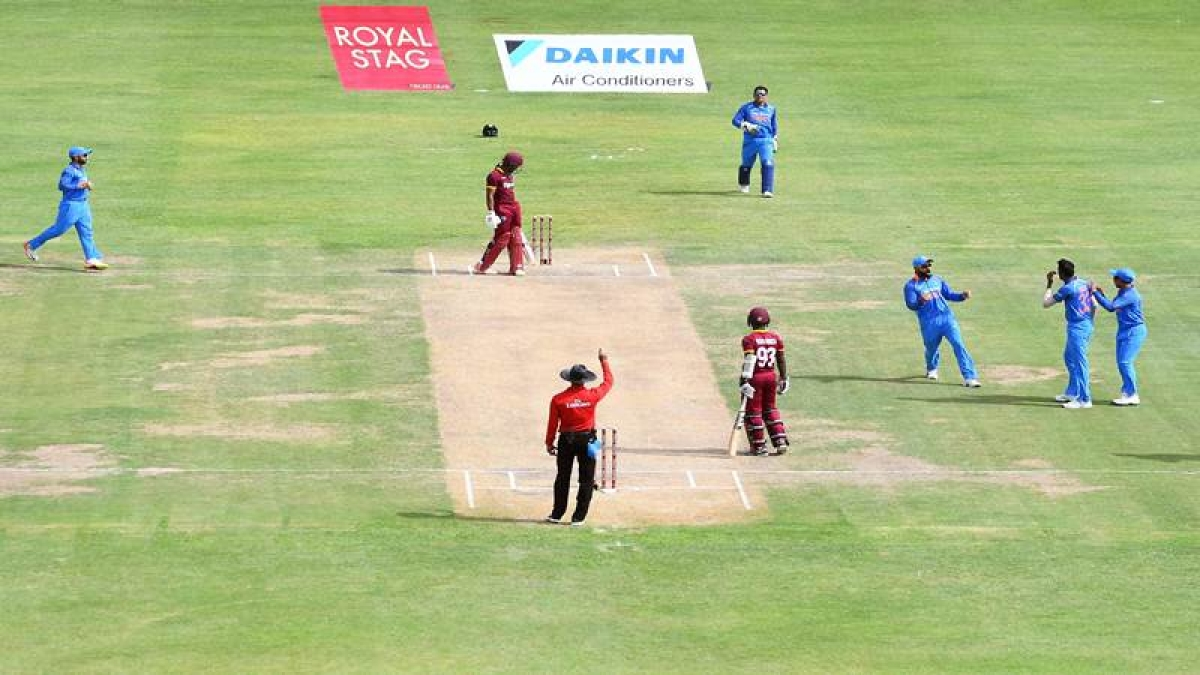 India vs West Indies 2017: India thrash WI by 93 runs, take 2-0 lead