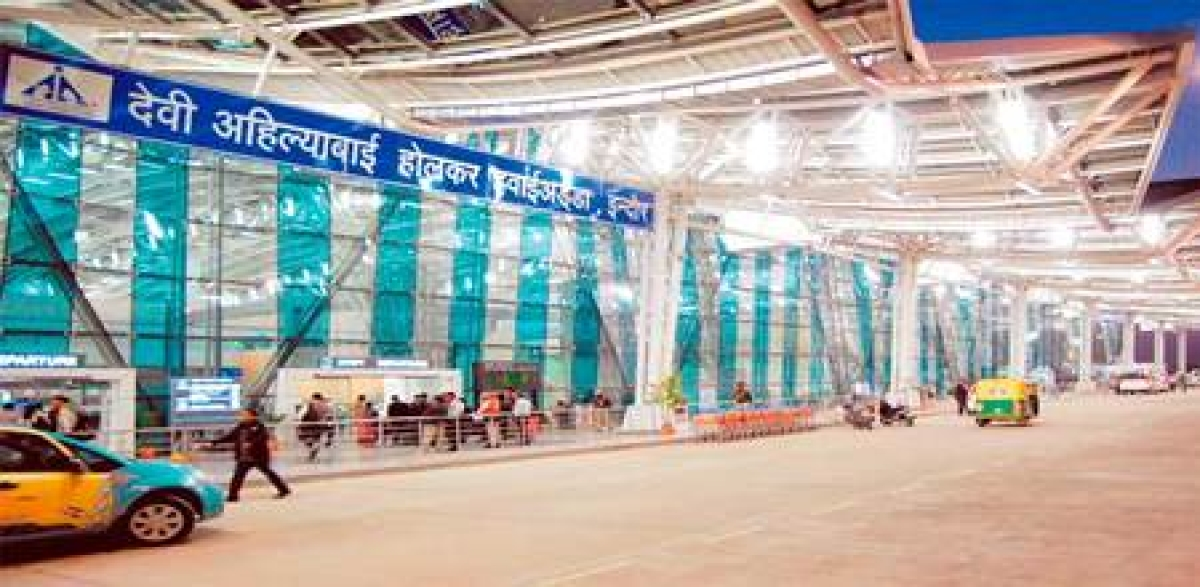 Indore: Issue of land transfer for airport Expansion again avoided