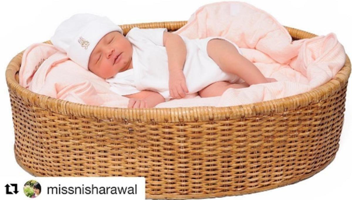 Karan Mehra and Nisha Rawal shares latest picture of son Kavish