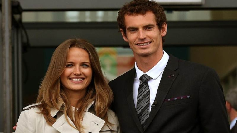 Andy Murray and wife Kim Sears welcome second daughter