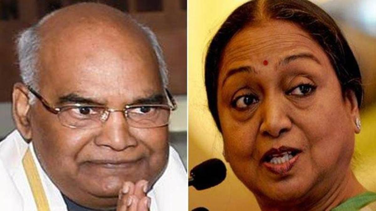 Voting for presidential election starts in Gandhinagar