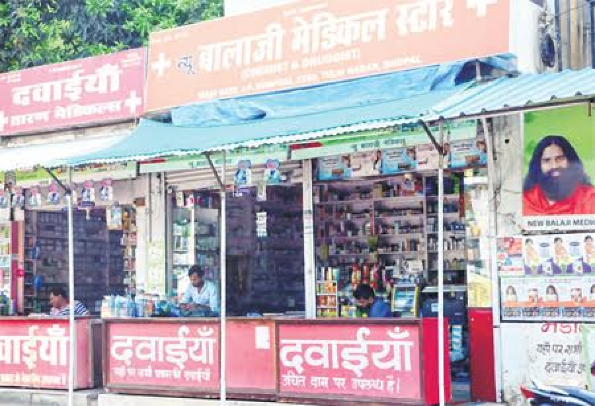 Bhopal: Medicine shop owners give thumbs up to GST