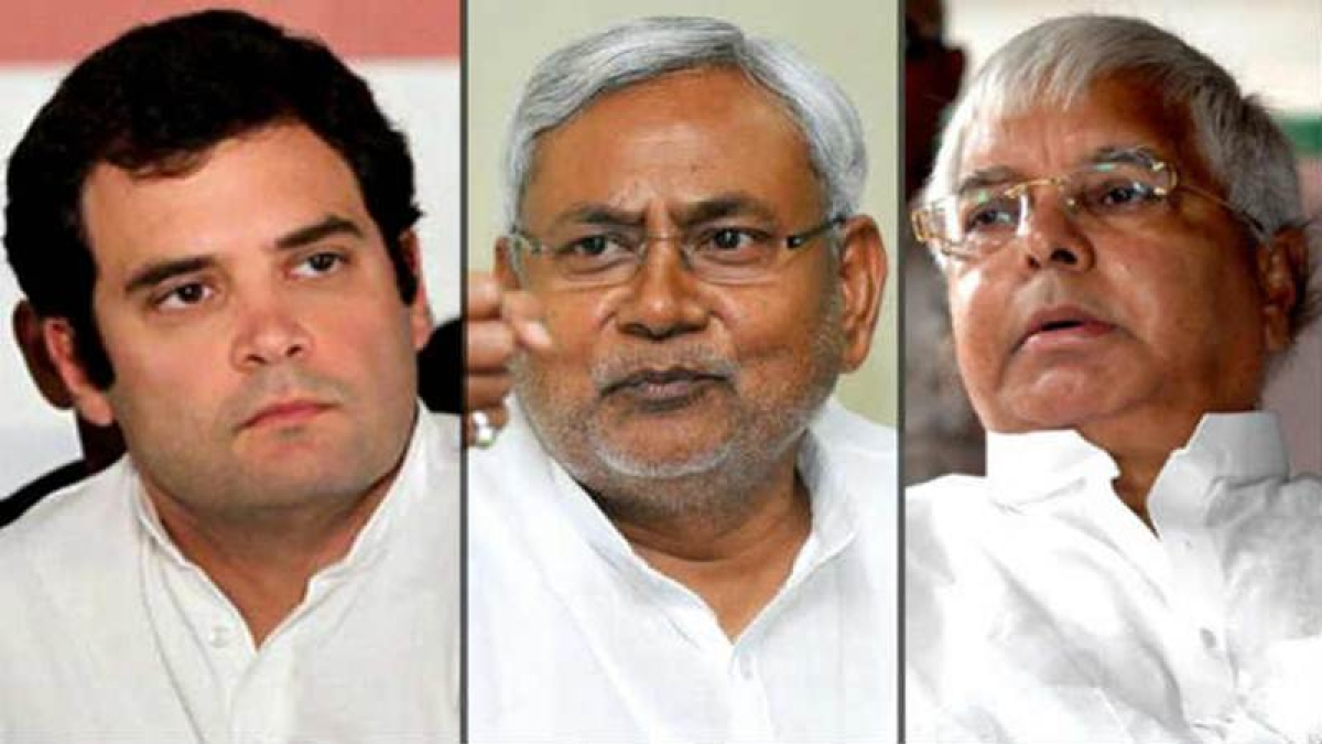 Is Lalu Prasad Yadav responsible for the break up of 'Mahagathbandhan'?