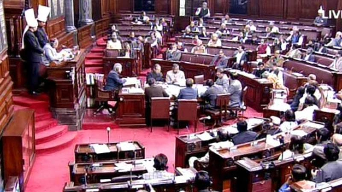 Winter Session 2018: Rajya Sabha adjourned for the day after ruckus over Rafale deal, Cauvery  issue