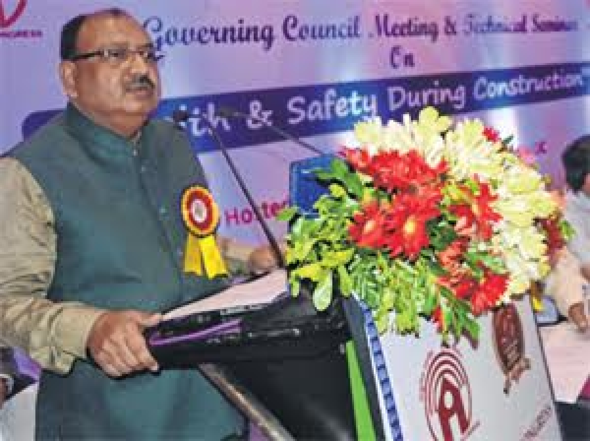 Bhopal: Stick to safety rules in building construction: Minister