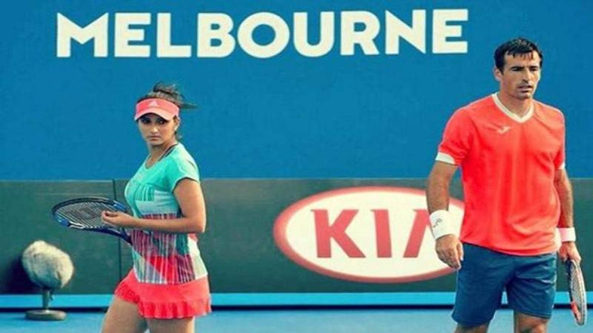 Sania Mirza- Ivan Dodig eye quarter-final spot at Wimbledon