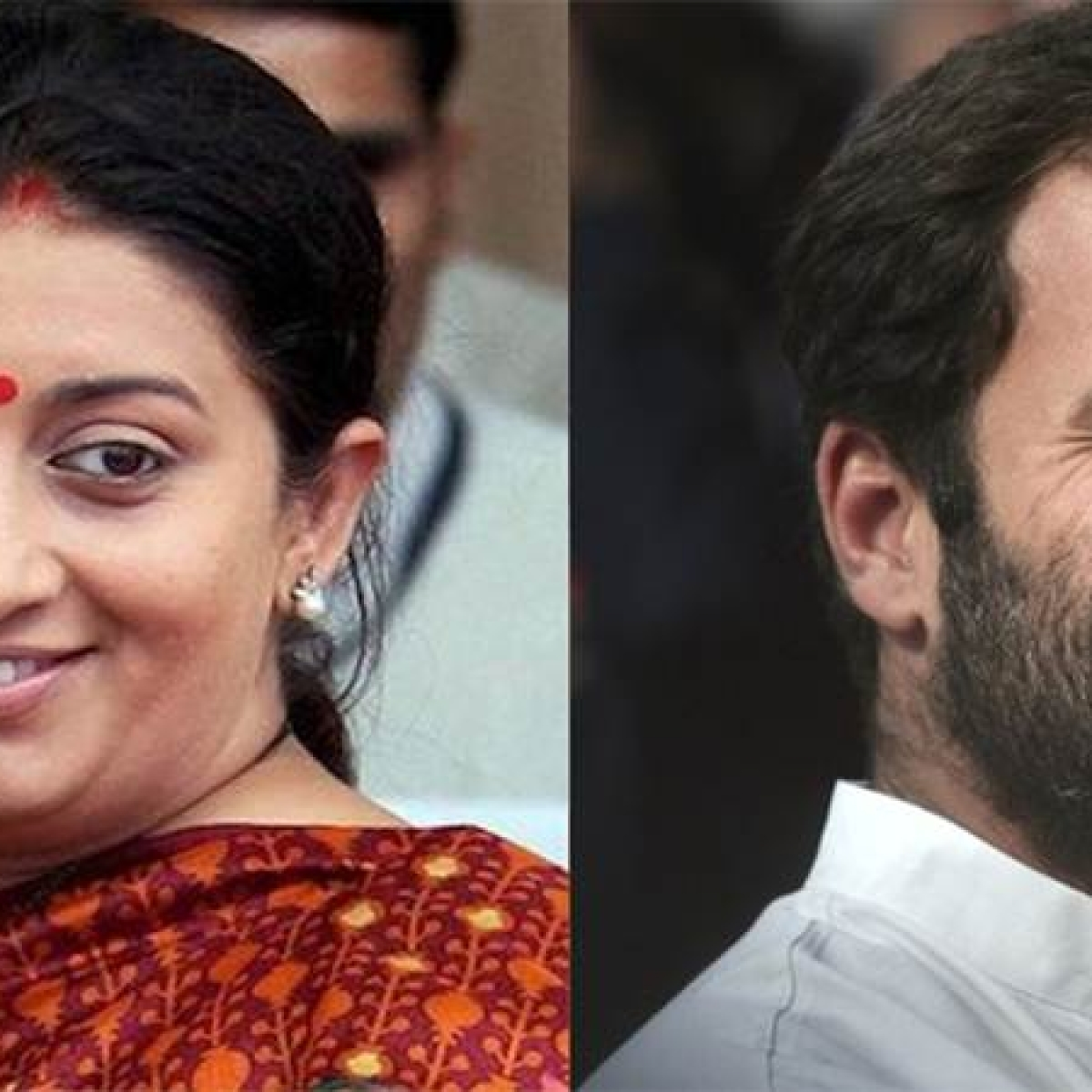 Smriti Irani as Kokilaben, Rahul Gandhi as Rashi, check out this mashup of 'rasode me kaun tha'