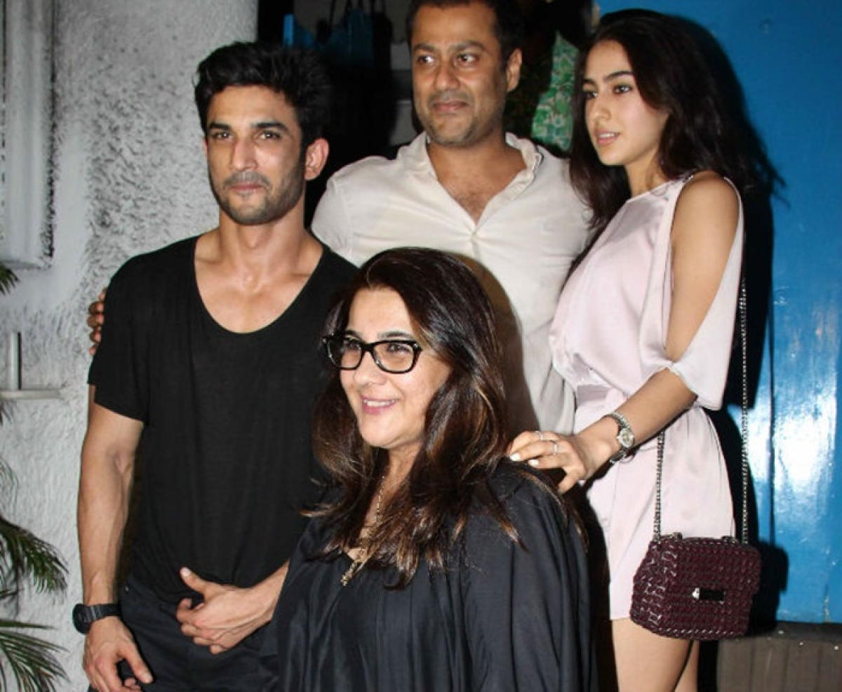 Sushant Singh Rajput says Sara is a bright girl and will do well