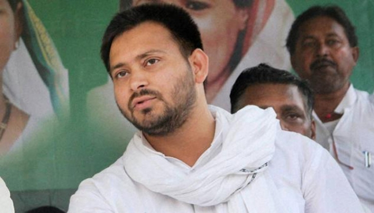 Tejashwi kicks off rally to expose Nitish's double speak