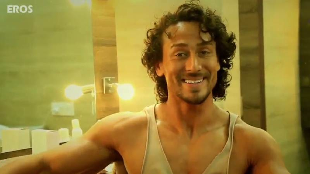 Tiger Shroff to shave off his head for 'Baaghi 2'