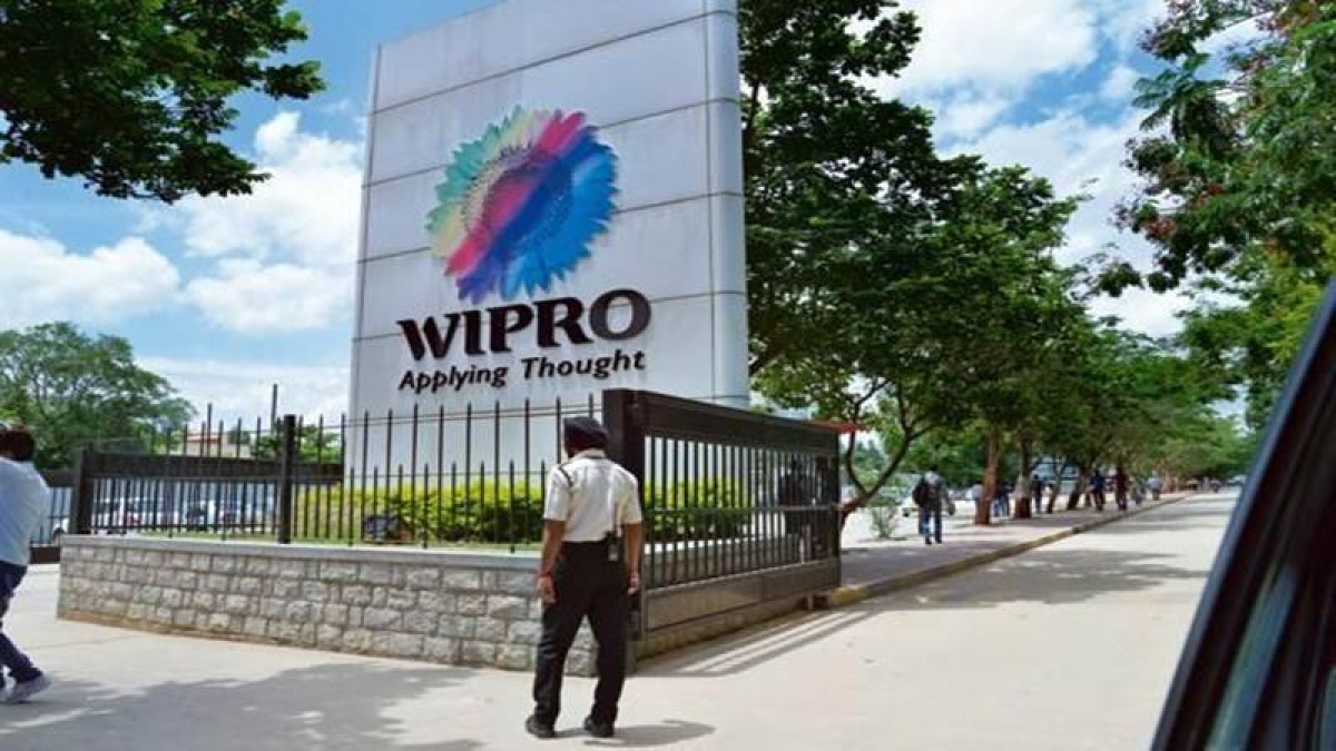 Goverment sells enemy shares in Wipro