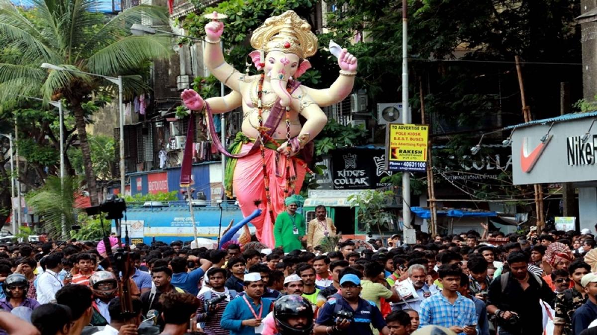 Mumbai: 78% Ganpati pandals get civic nod