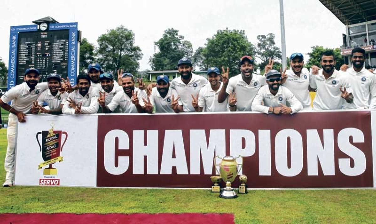 Pandya biggest positive of Sri Lanka series: Kohli