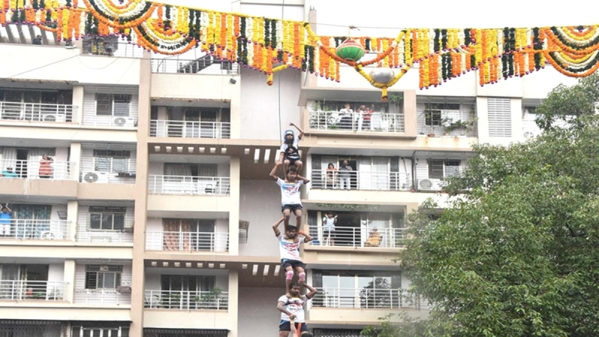 Mumbai: Demonetisation hits dahi handi celebrations, prize money kept low this year