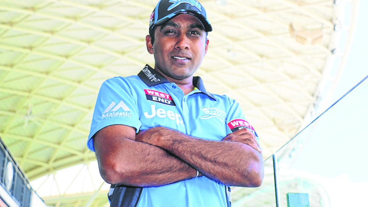 Fear of failure is hurting Sri Lanka, says Jayawardene