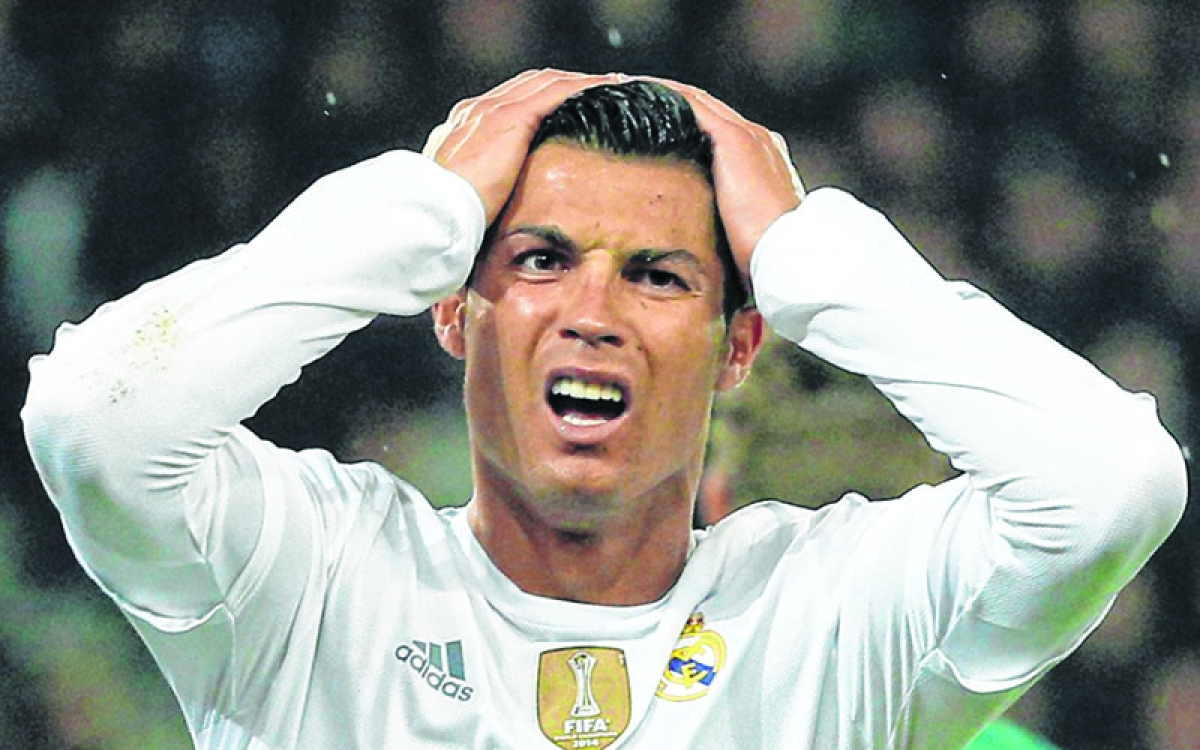 Ronaldo sued, accused of rape by Nevada woman