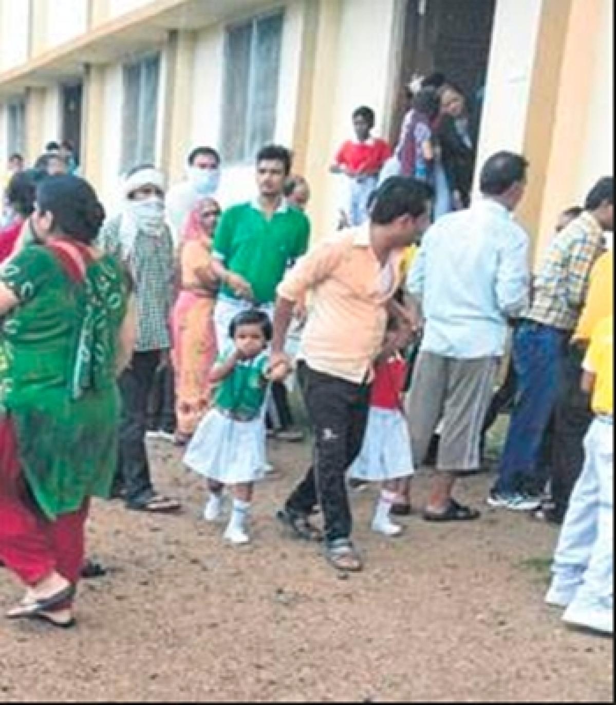 Bhopal: 50 students take ill after gas leak near school
