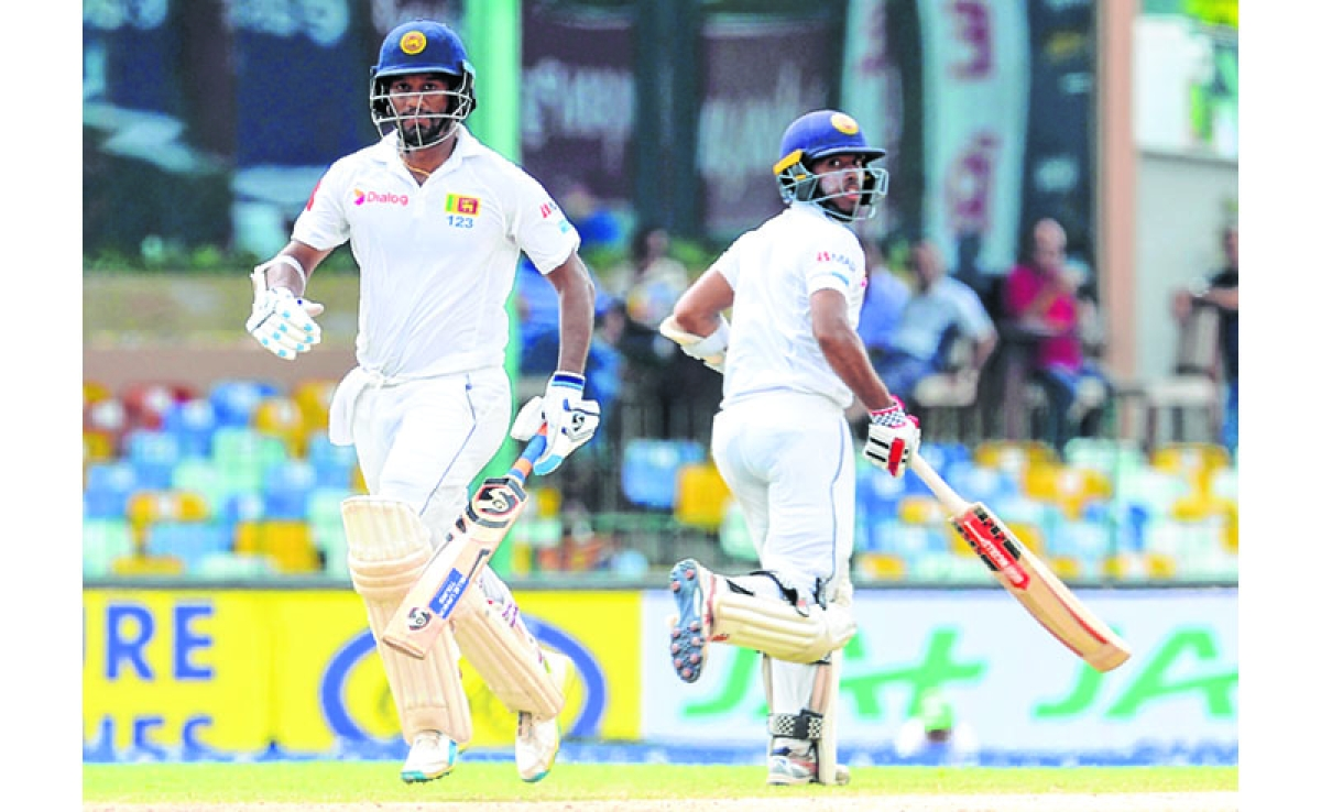 Sri Lanka Test captain fined for drunk driving