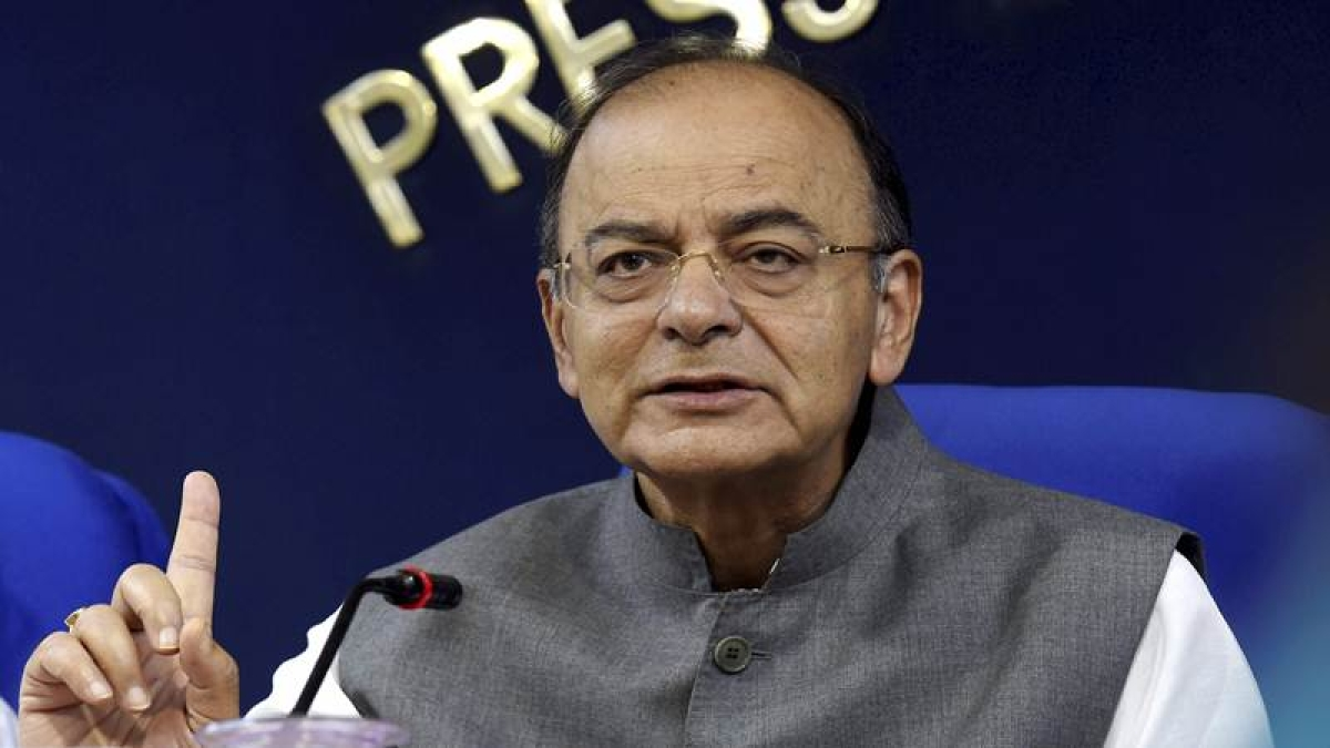 Digital payment bound to pick up with new technology: Arun Jaitley