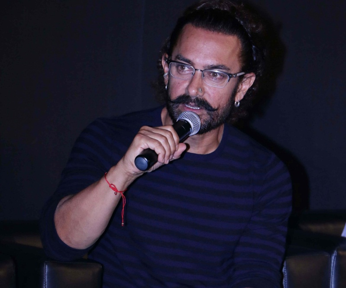 Aamir Khan wishes 'Jab Harry Met Sejal' team luck for the release