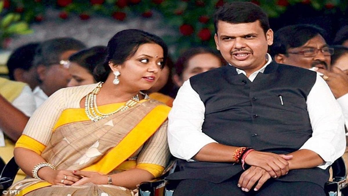 Aurangabad: Police asked to sell tickets for Amruta Fadnavis's live concert