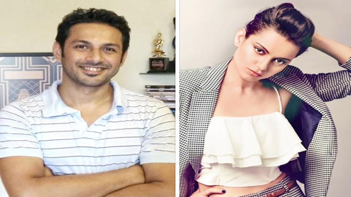 Apurva Asrani clarifies on Kangana Ranaut stealing writer credit for 'Simran'