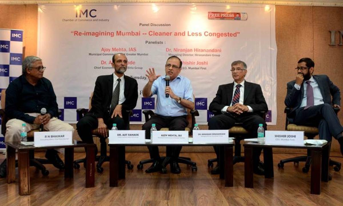 FPJ-IMC forum: Mumbai stalwarts discuss ways to make city cleaner, less congested