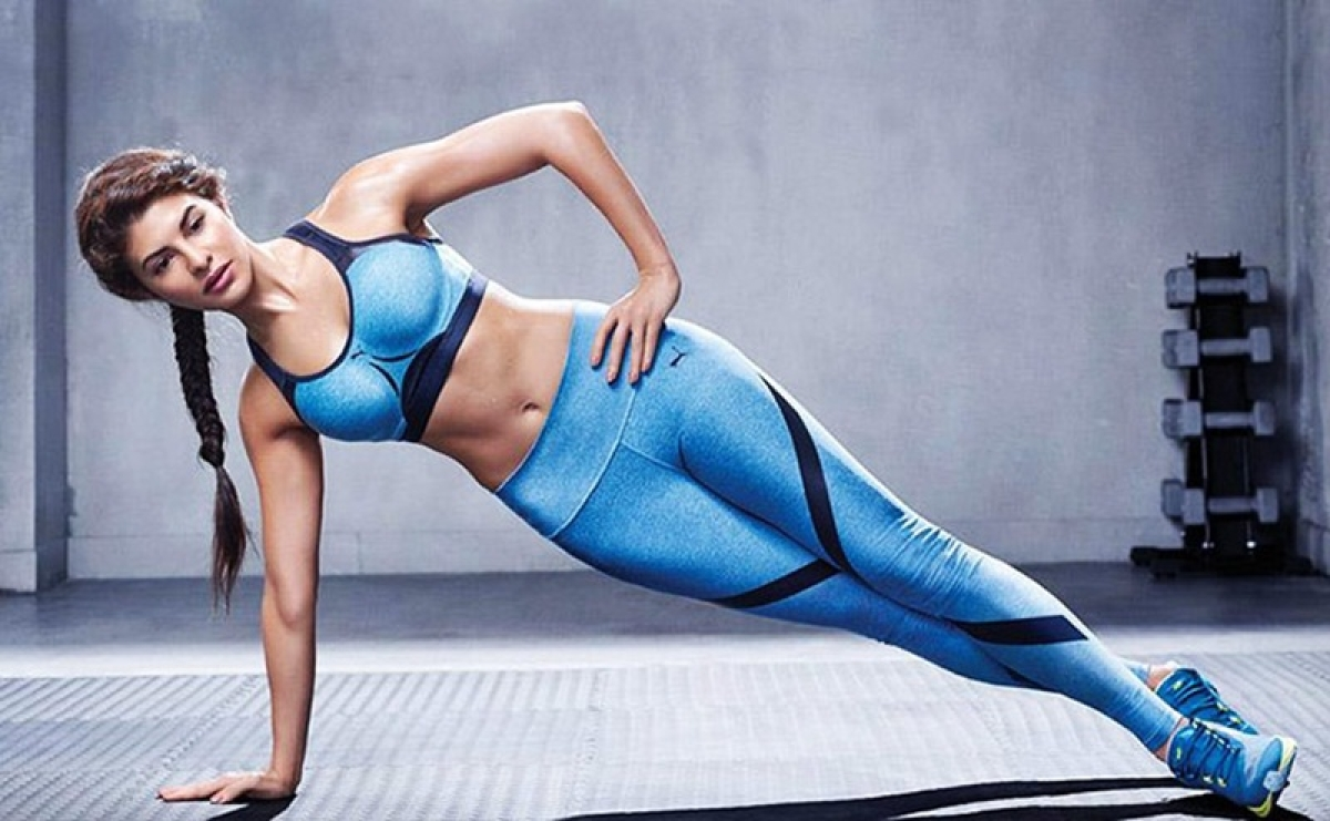Fitness has always been about the challenge and accomplishment: Jacqueline Fernandez