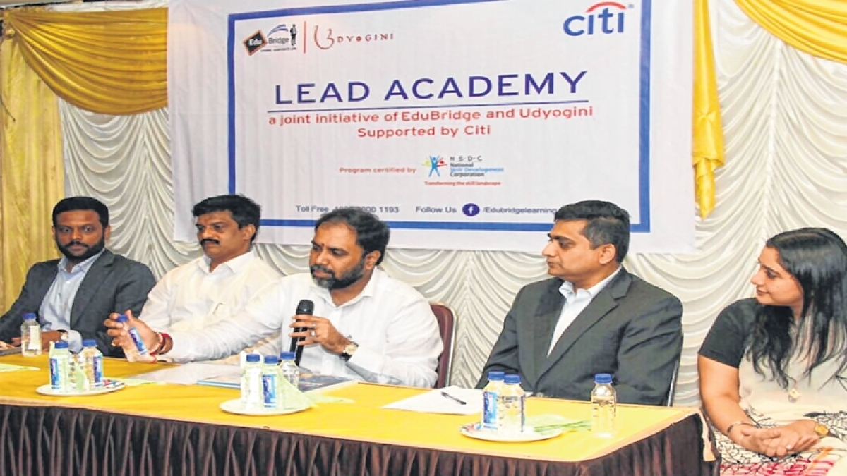 Mumbai: Citibank focuses on skilling over 2,000 youth through CSR