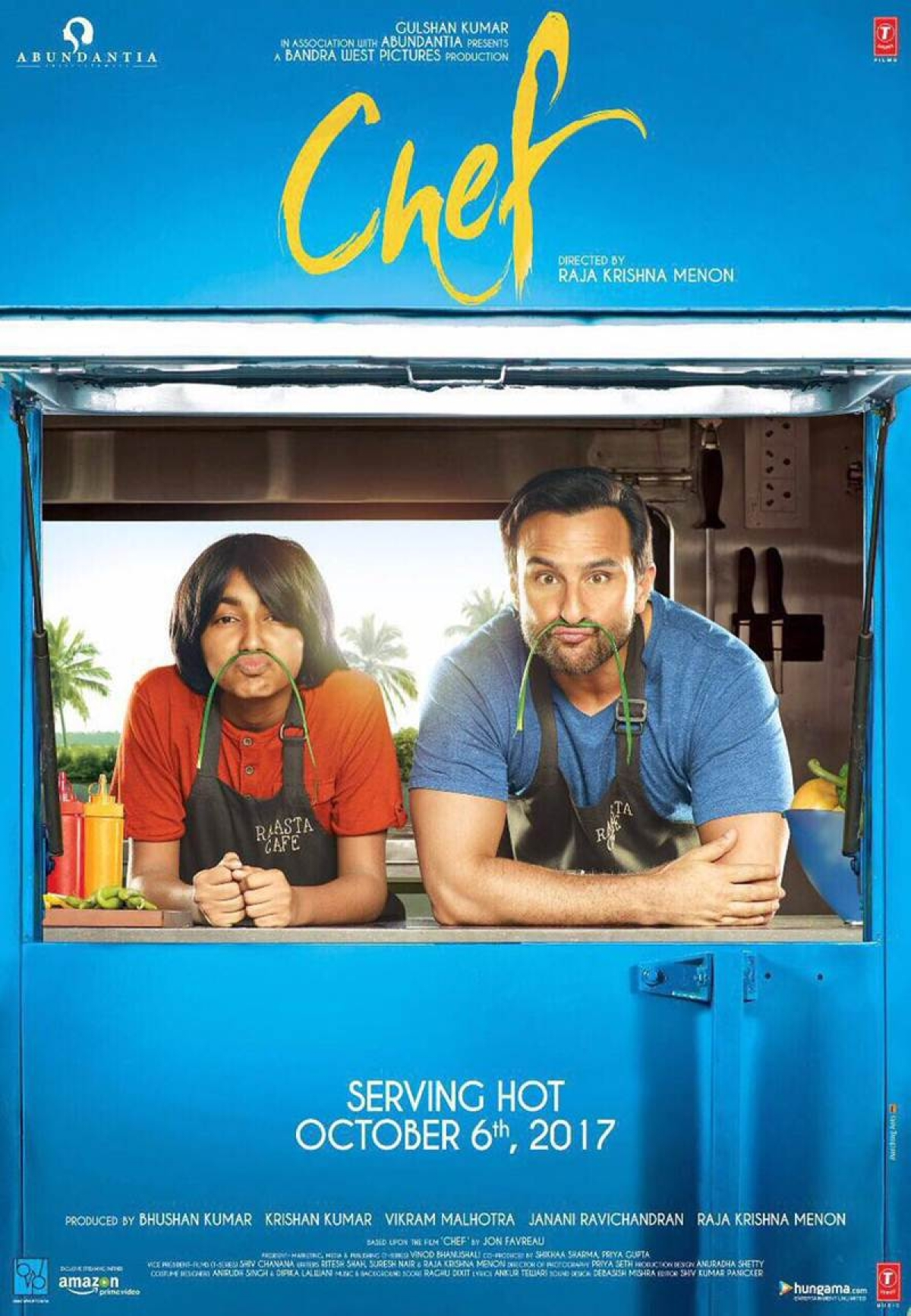 First look of Saif Ali Khan's Chef is out. Take a look