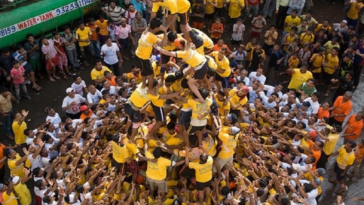 5 must visit popular Dahi Handi events in Mumbai